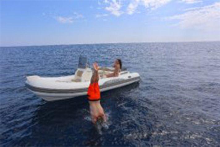 Izposoja čolna