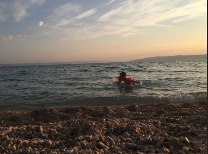 Makarska - Lovište s kamerjem
