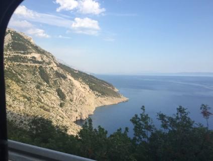 Z avtodomom po Dalmaciji